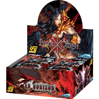 UFS - Red Horizon Blood Omen - Booster Box
