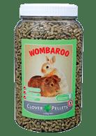 Wombaroo Clover Pellets
