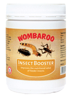 Wombaroo Insect Booster 300g