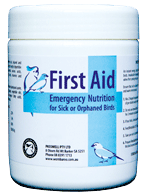 Passwell First Aid For Birds