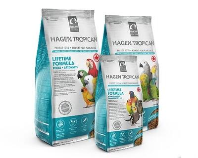 Hari Tropican Lifetime Pellets Parrot
