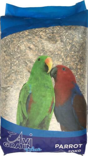 Avigrain Parrot Blue