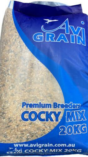 Avigrain Cocky Mix