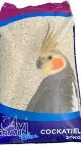 Avigrain Cockatiel Blue