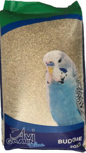 Avigrain Budgie Blue