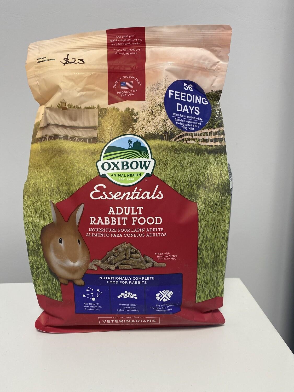 Oxbow Adult Rabbit Food 2.25kg