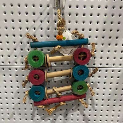 Hari Naturals Bamboo Ring Abacus