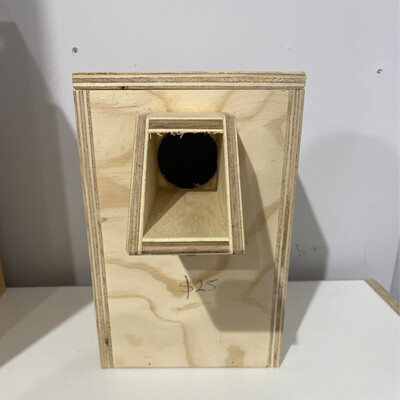 Nest Box Neophema Small