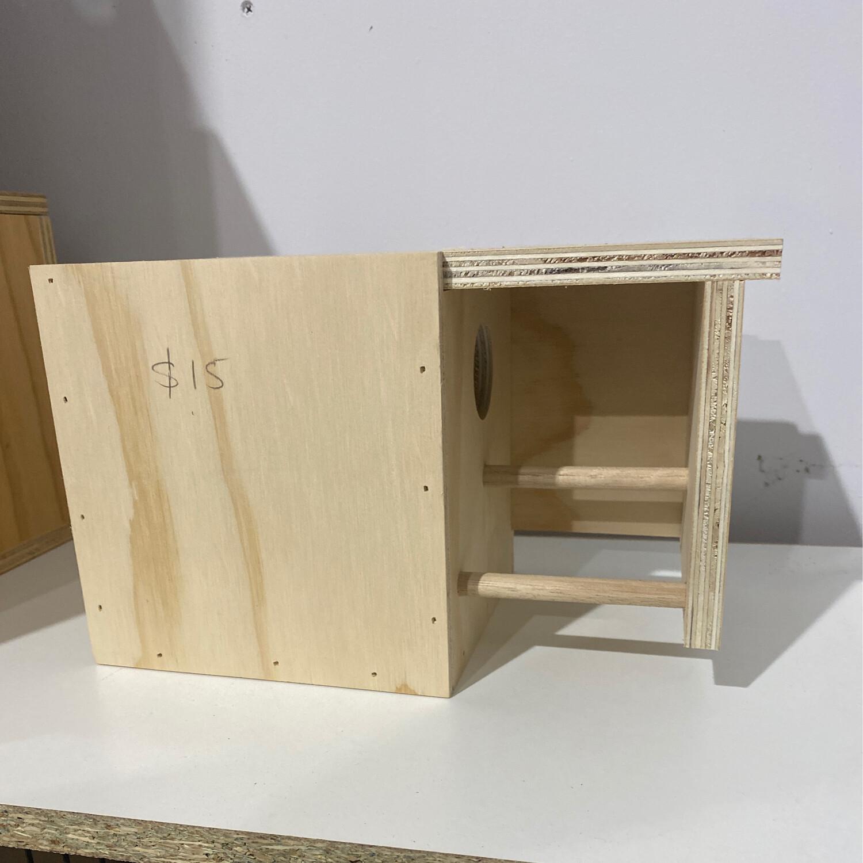 Nest Box Gouldian
