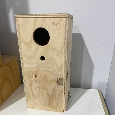 Nest Box Lorikeet Tall