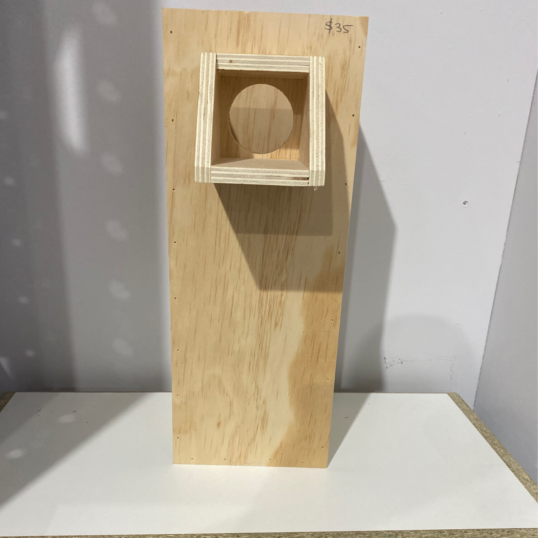 Nest Box Rosella