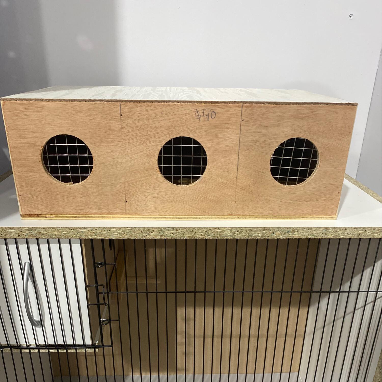 Freight Box Triple