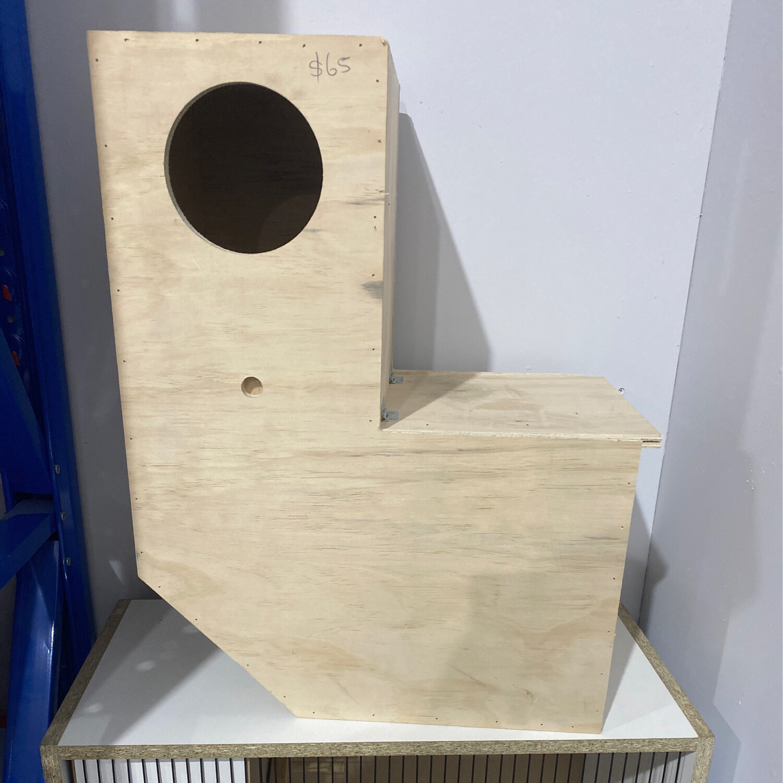 Nest Box Large Boot