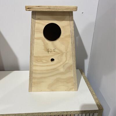 Nest Box Neophema A Frame