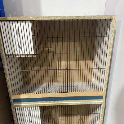 Budgie Breeding Cabinet