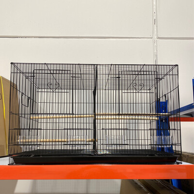 """30"""" Flight Cage With Divider 2463"""