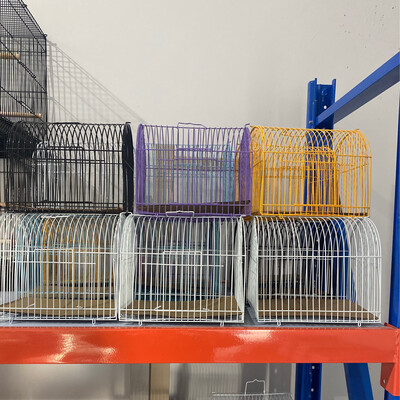 Wire Pet Carrier