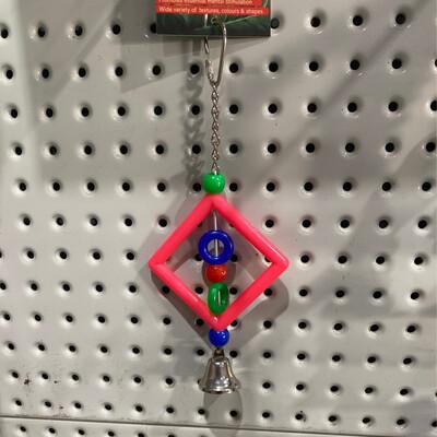Birdie Small Plastic Squares