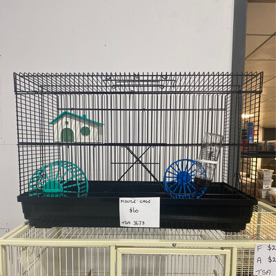 Mouse Cage 3673