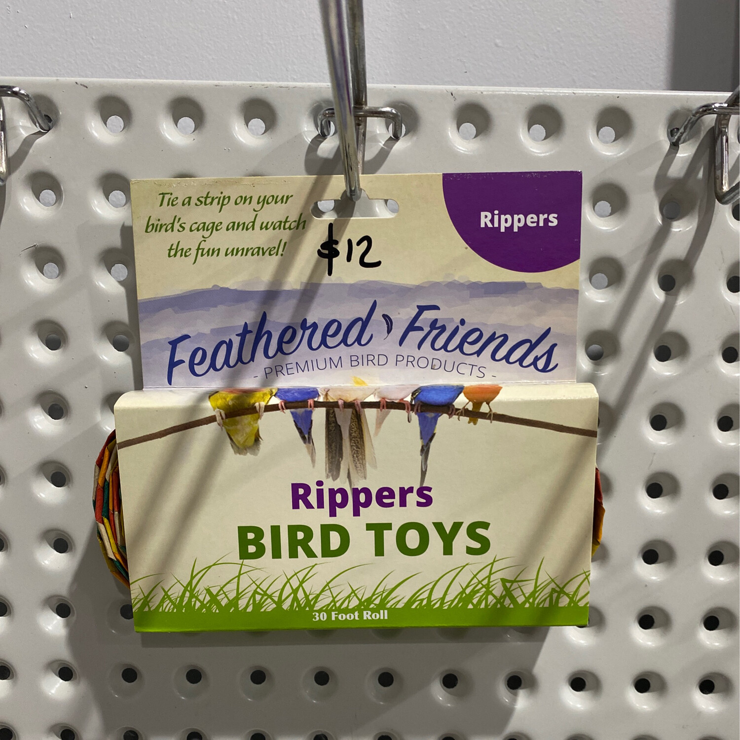 Feathered Friends Rippers