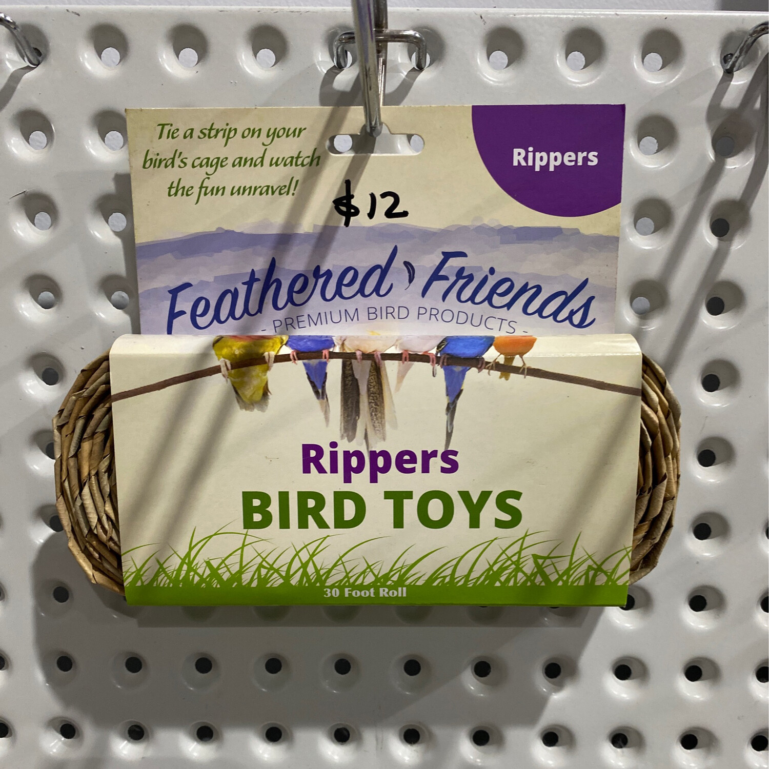 Feathered Friends Natural Rippers