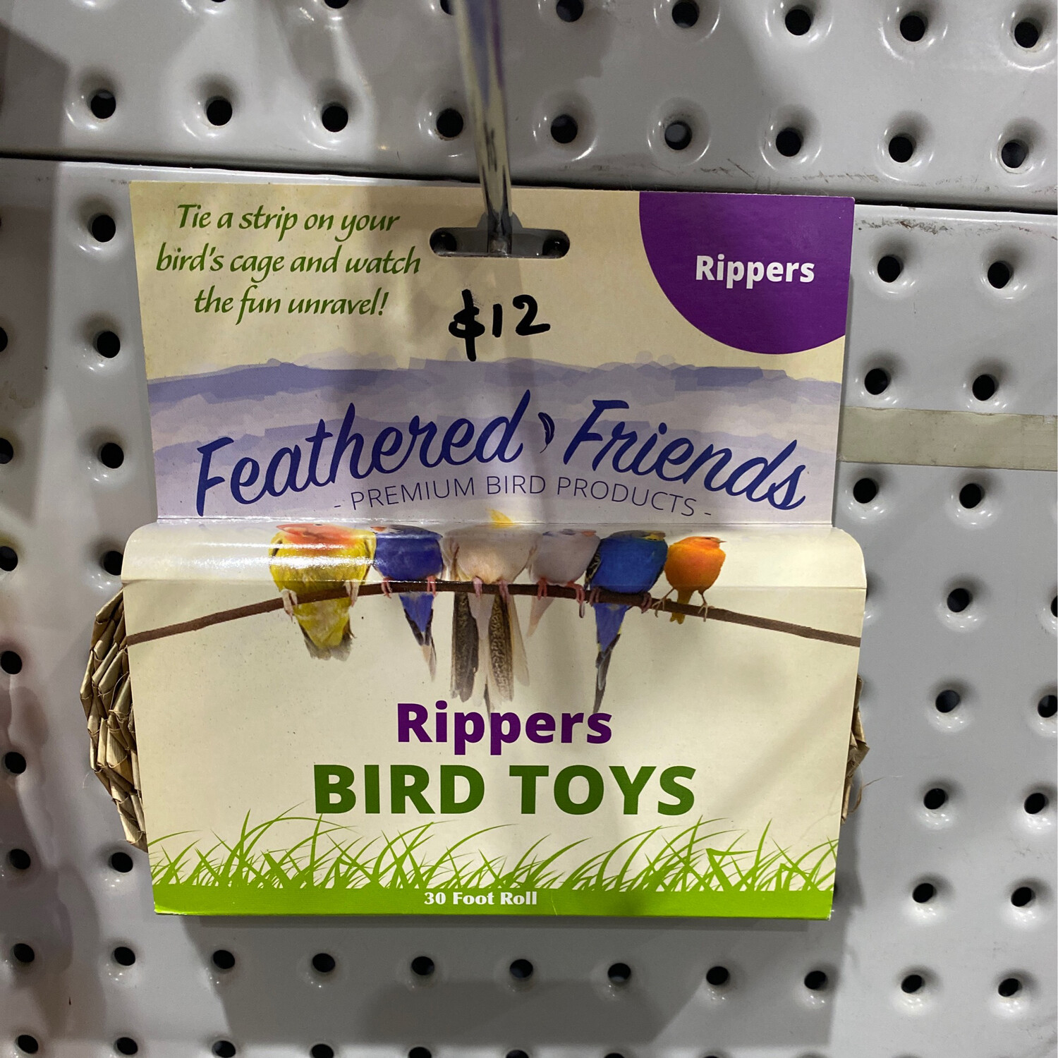 Feathered Friends Ripper Zig Zag