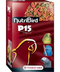 Nutribird P15 Tropical Medium \ Large