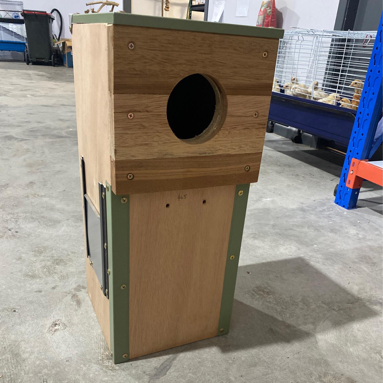 Nest Box Galah