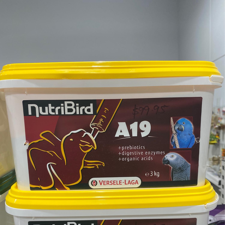 Nutribird Hand Raising Formula