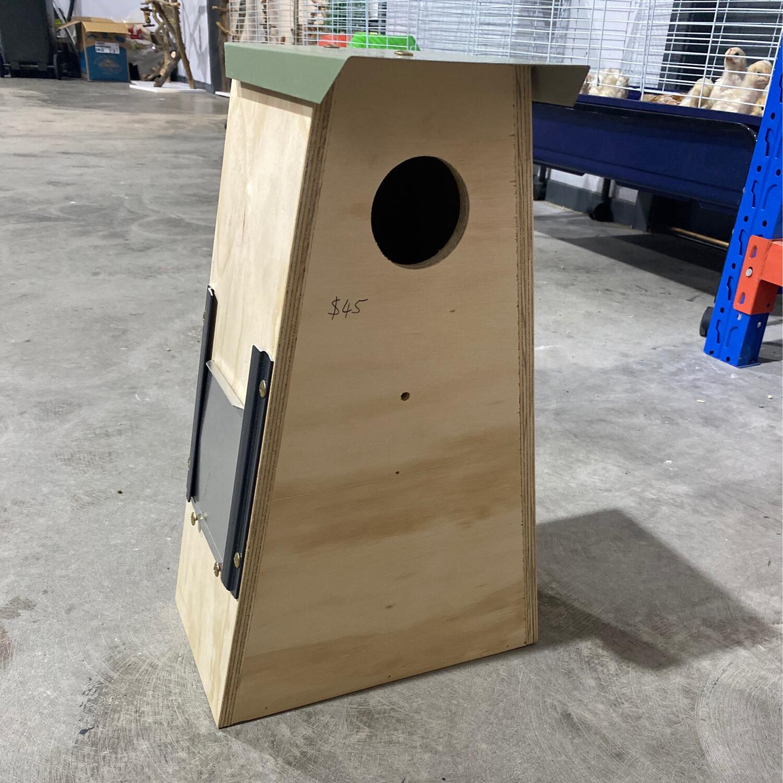 Nest Box Medium A Frame