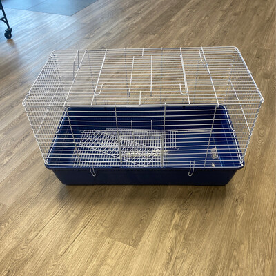 Rabbit Cage 2674
