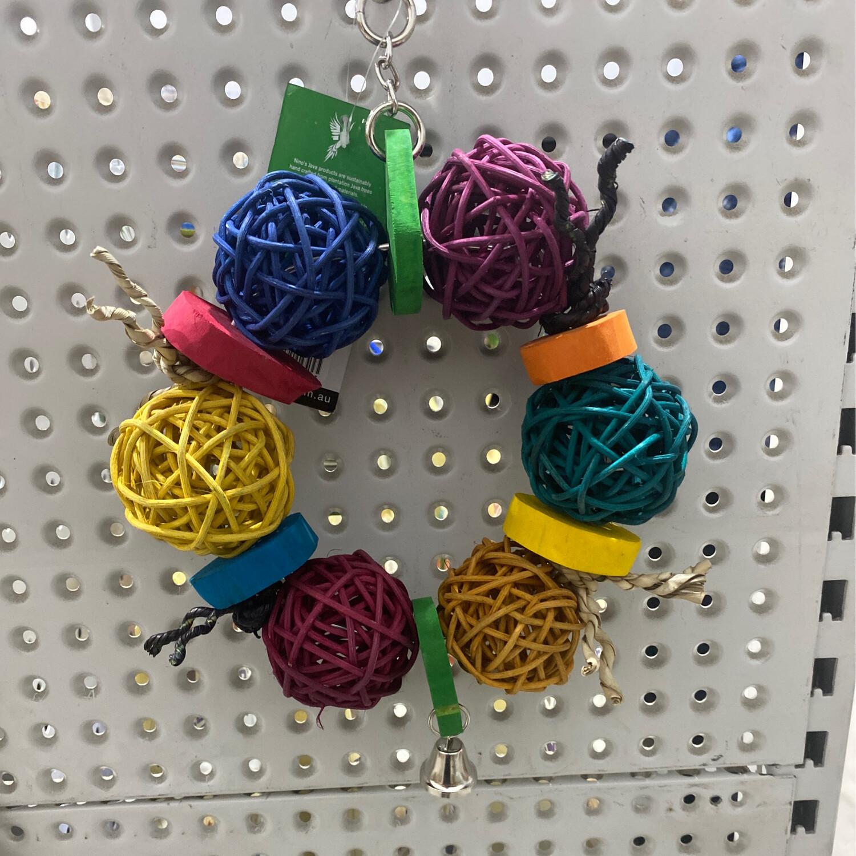 Nino's Java Mini Wreath