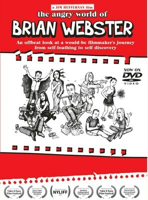 """""""The Angry World of Brian Webster"""" DVD (Pre-Order)"""
