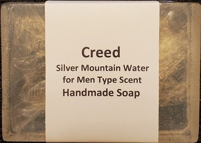 Creed Silver Mountain Water for Men Type