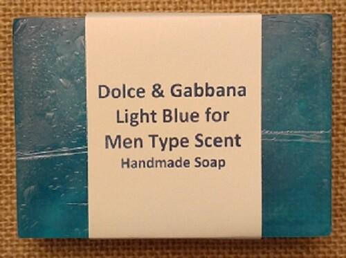 Dolce & Gabbana Light Blue for Men Type
