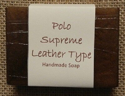 Polo Supreme Leather for Men Type