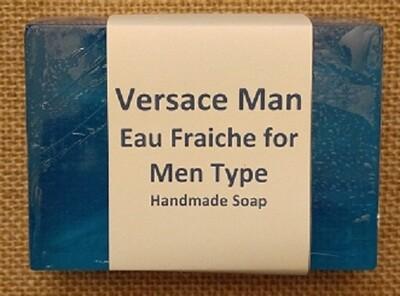 Versace Man Eau Fraiche for Men Type
