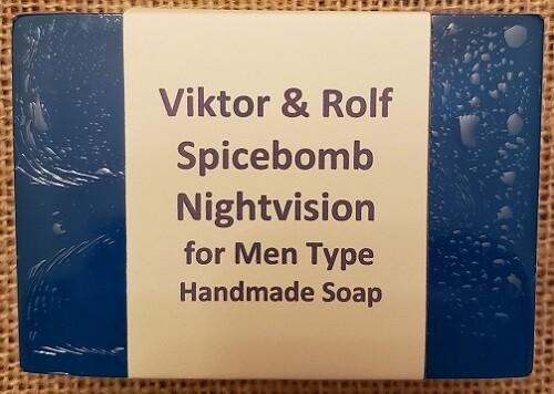 Viktor & Rolf Spicebomb Nightvision for Men Type