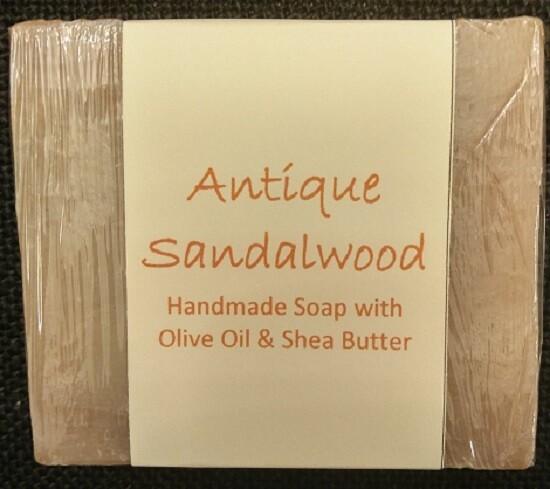 Antique Sandalwood