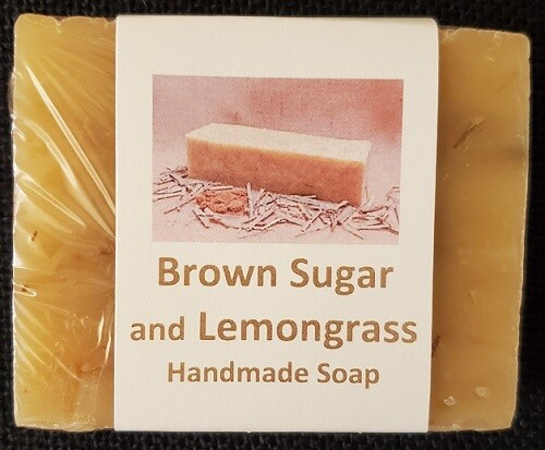 Brown Sugar Lemongrass