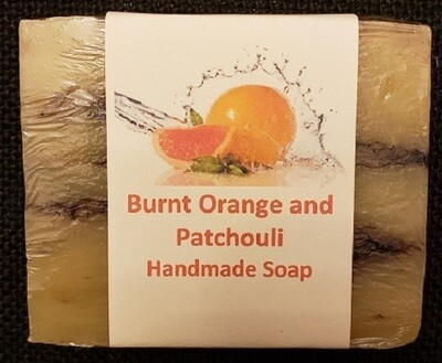 Burnt Orange and Patchouli