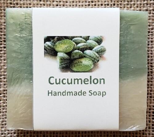 Cucumelon with Aloe