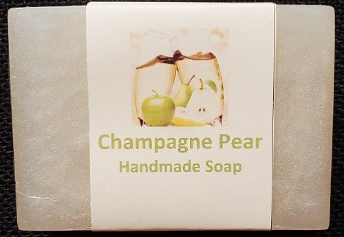 Champagne Pear