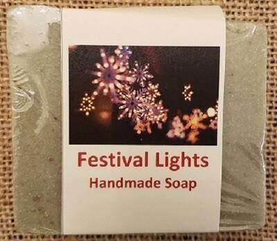 Handmade Soap - Festival Lights