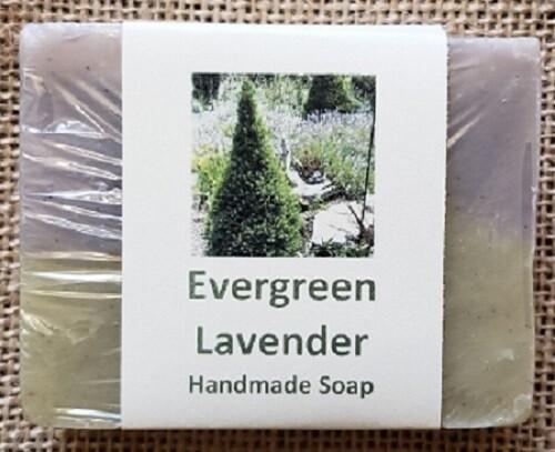 Evergreen & Lavender