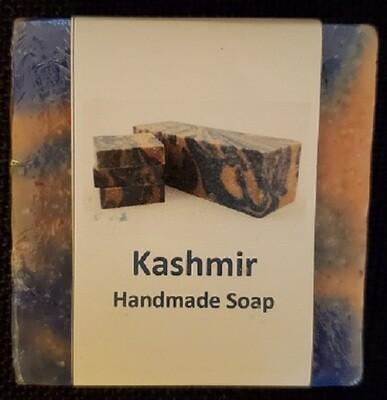 Kashmir with Sea Salt