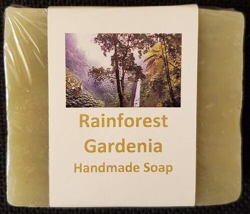 Rainforest Gardenia