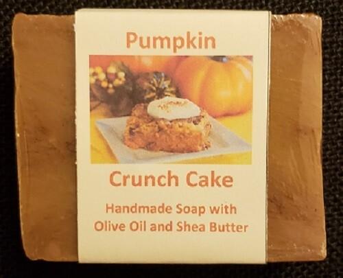 Pumpkin Crunch Cake