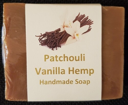 Patchouli Vanilla Hemp