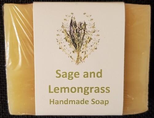 Sage and Lemongrass